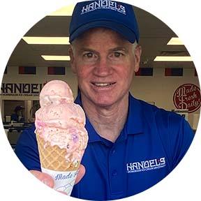 rich matherne, handels ceo, handels team member, handels franchise, handels ice cream franchise, ice cream franchise